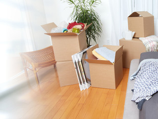 How To Pack Up A House In Less Than One Day