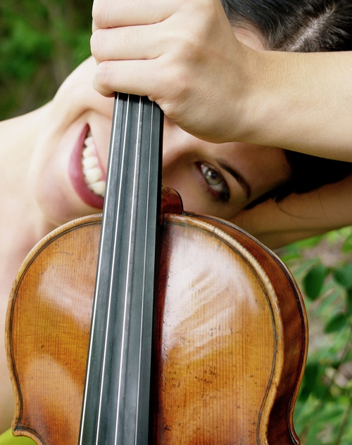 Jennifer Frautschi, Violin