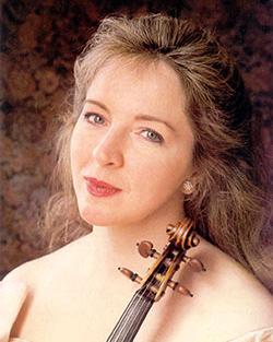 Stefanie Chase, Violin