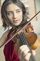 Julia Sakharova, Violin