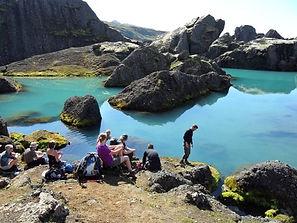 Stórurð | hiking paradise|Borgarfjordur