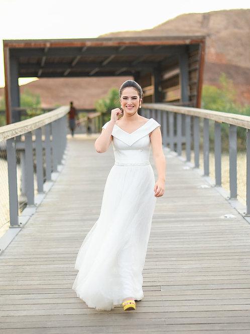 השמלה של ענבר נוסבאום