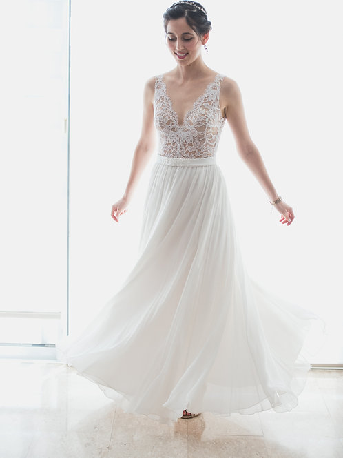 השמלה של אורטל טרביטש