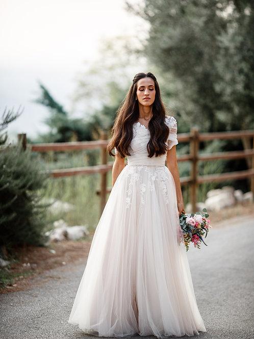 השמלה של דנה בן יהודה
