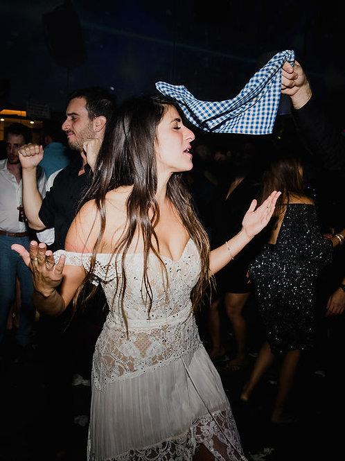 השמלה השניה של דנה קלימן