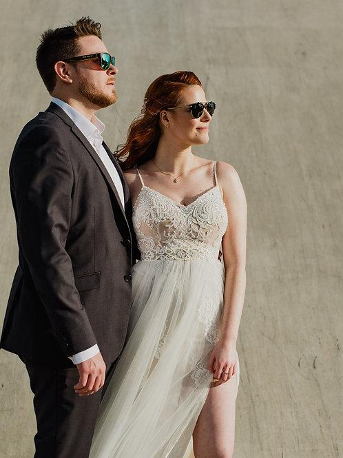 השמלה של דנית ברק הלפרין