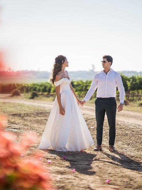 השמלה של נעה פופוביץ