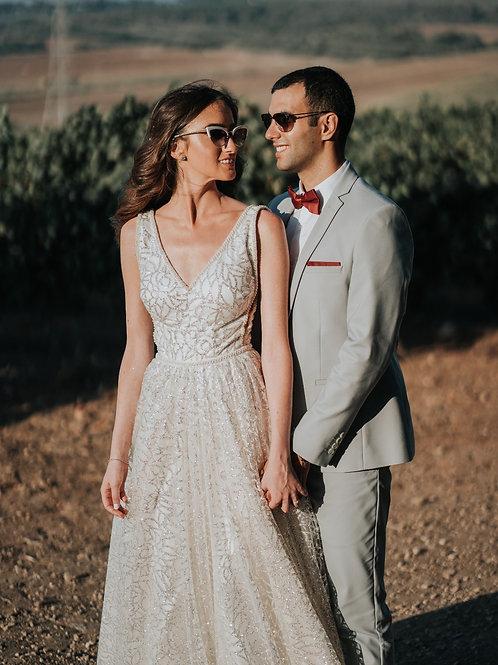 השמלה של רנית דלבקוביץ כהן