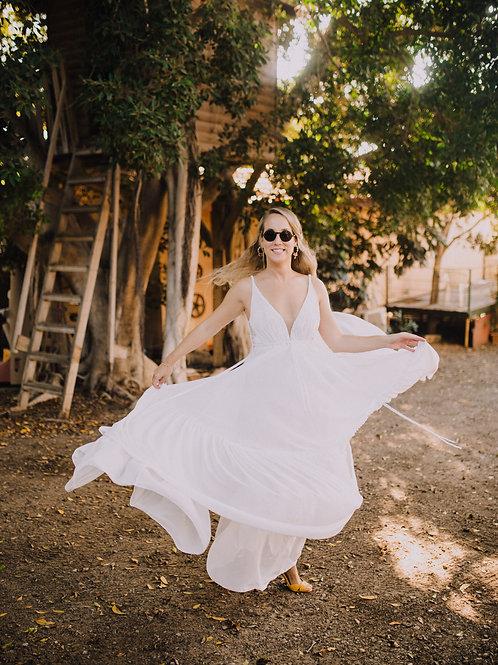השמלה של רום מילשטיין