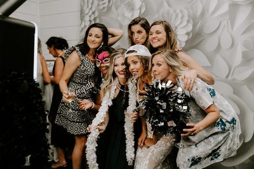 Tulsa photo booth & tulsa wedding dj dream point ranch