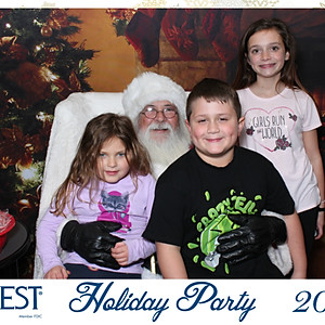 Arvest Holiday Party 2019