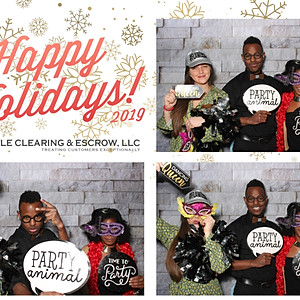 Title Clearing & Escrow, LLC Holiday Party