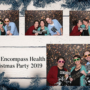 Encompass Holiday Party 2019