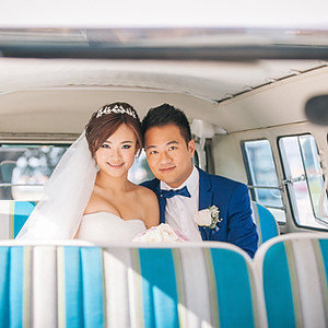 Mina & Ben Wedding