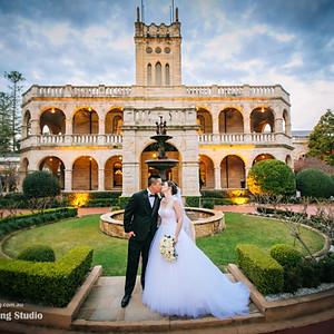 Stacey & Jason Wedding