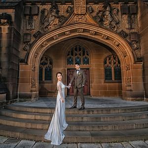 Amier & Raymond Wedding