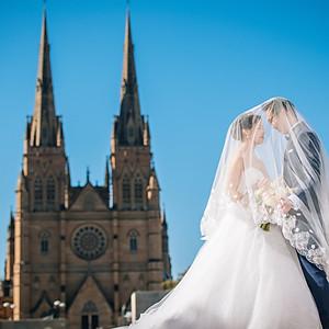 Metea & Robert Pre-wedding