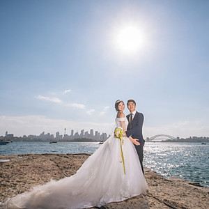 Peifang & Siqi Pre-wedding