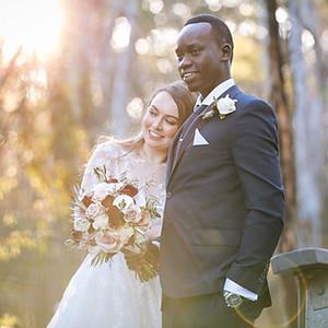 Melinda & Bol Wedding