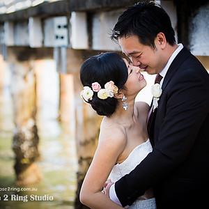 Lisa & Keith Wedding Sydney