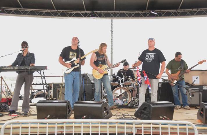 Braxton Bragg southern rock band