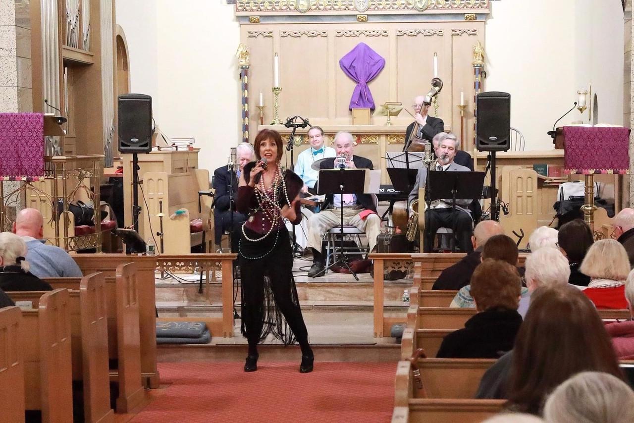 Occasional Jazz Ensemble Mardi Gras 2020 benefit concert