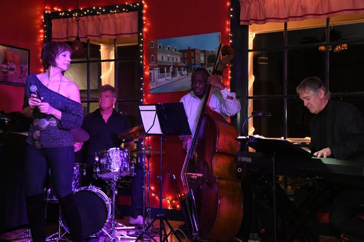 Phred&Friends Jazz Quartet
