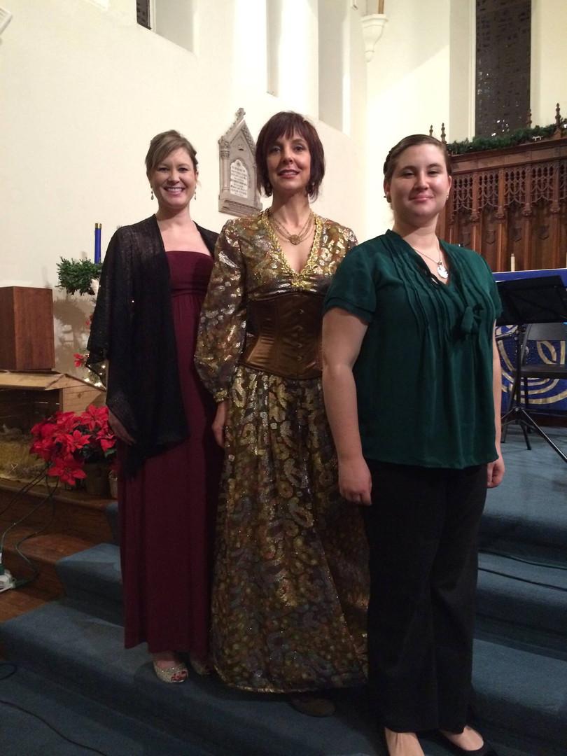 Christmas with The Celticity Trio