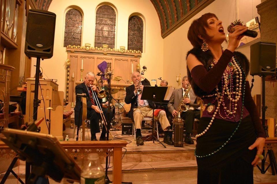 Mardi Gras 2020 with The Occasional Jazz Ensemble