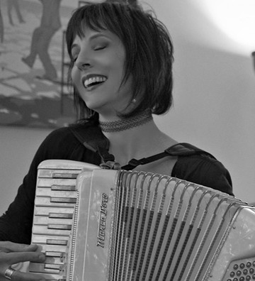 An accordion moment