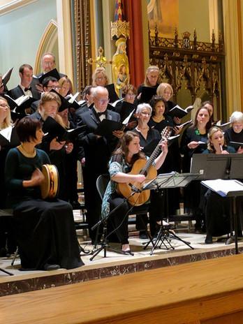 A Celtic Christmas concert