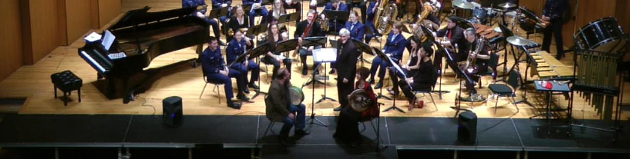 Connecticut College Concert Band, December 2013