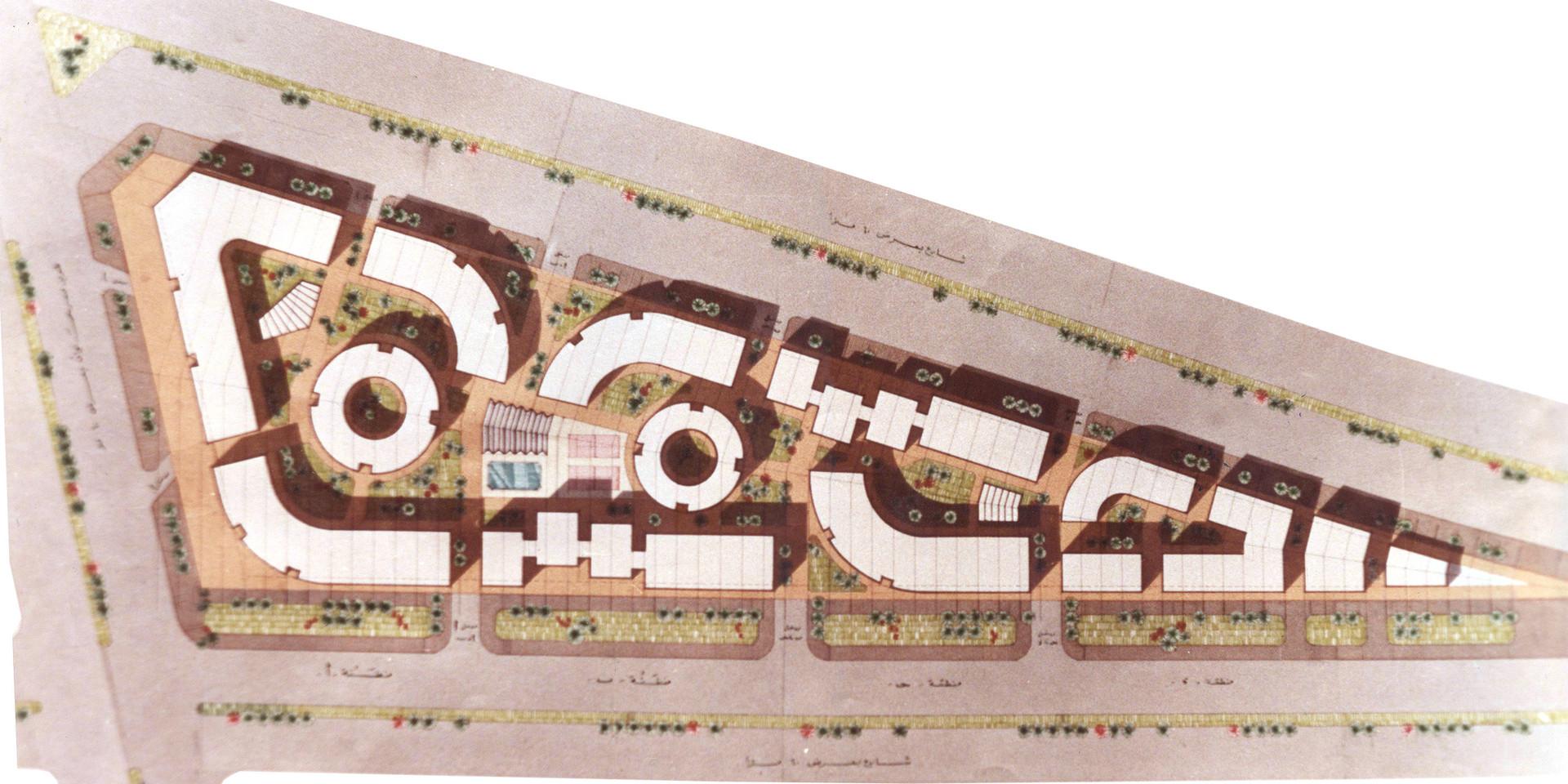 Hedico Heliopolis 2000 Rendered Masterplan