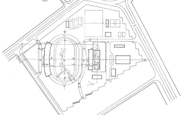 KSC Sports Complex Masterplan