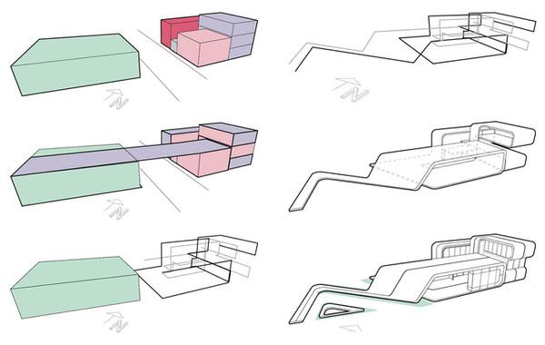 Casa de Bolero Diagrams