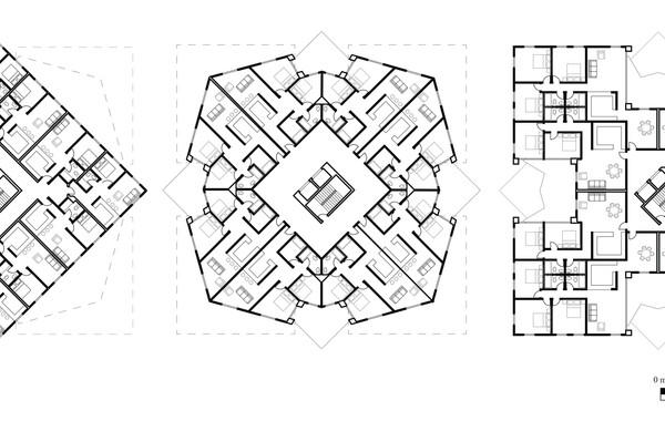 Zim Masterplan Building Type 2 Plans