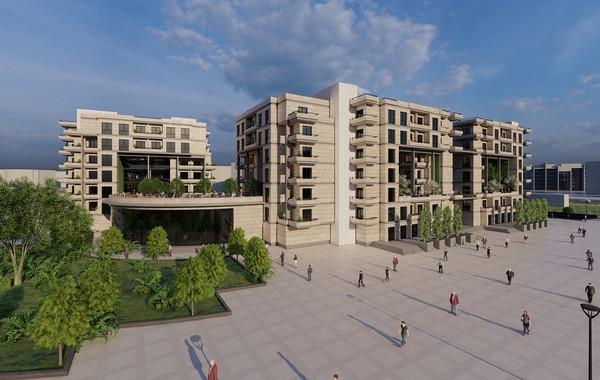 MCIT University Campus Dorms