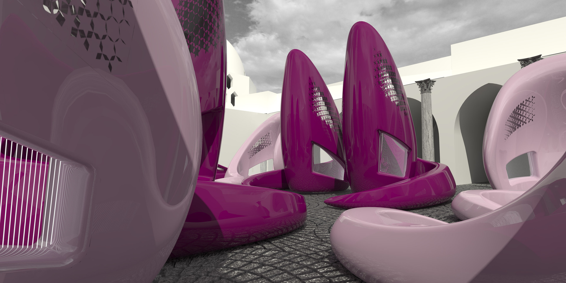 Playscapes Visualization