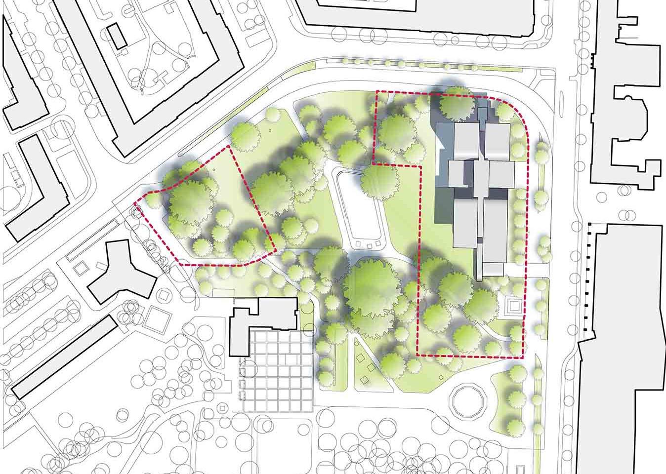 The New Bauhaus Museum Masterplan