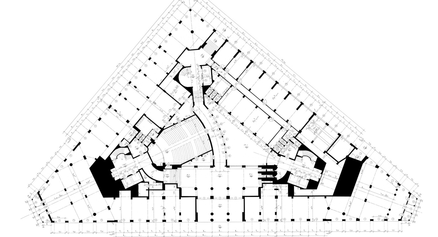 Misr Insurance Tawfekeya Ground Floor Plan