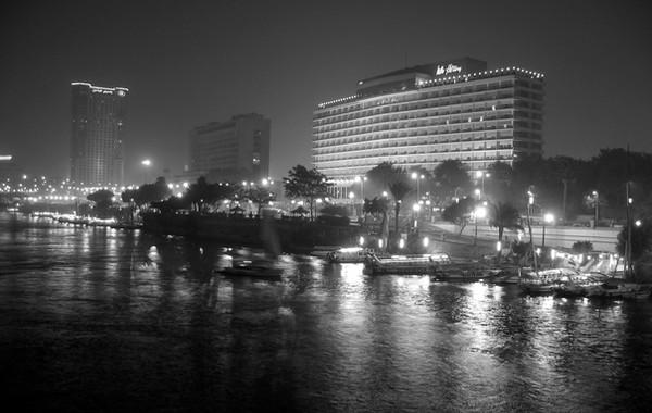 The Nile Hilton Hotel
