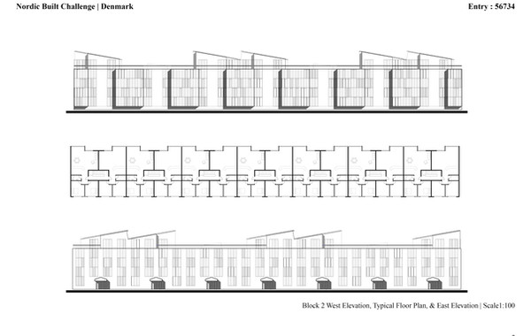 Ellebo Housing Renovation Block #2 Drawings