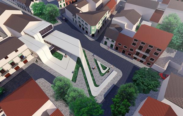 Casa de Bolero Aerial View