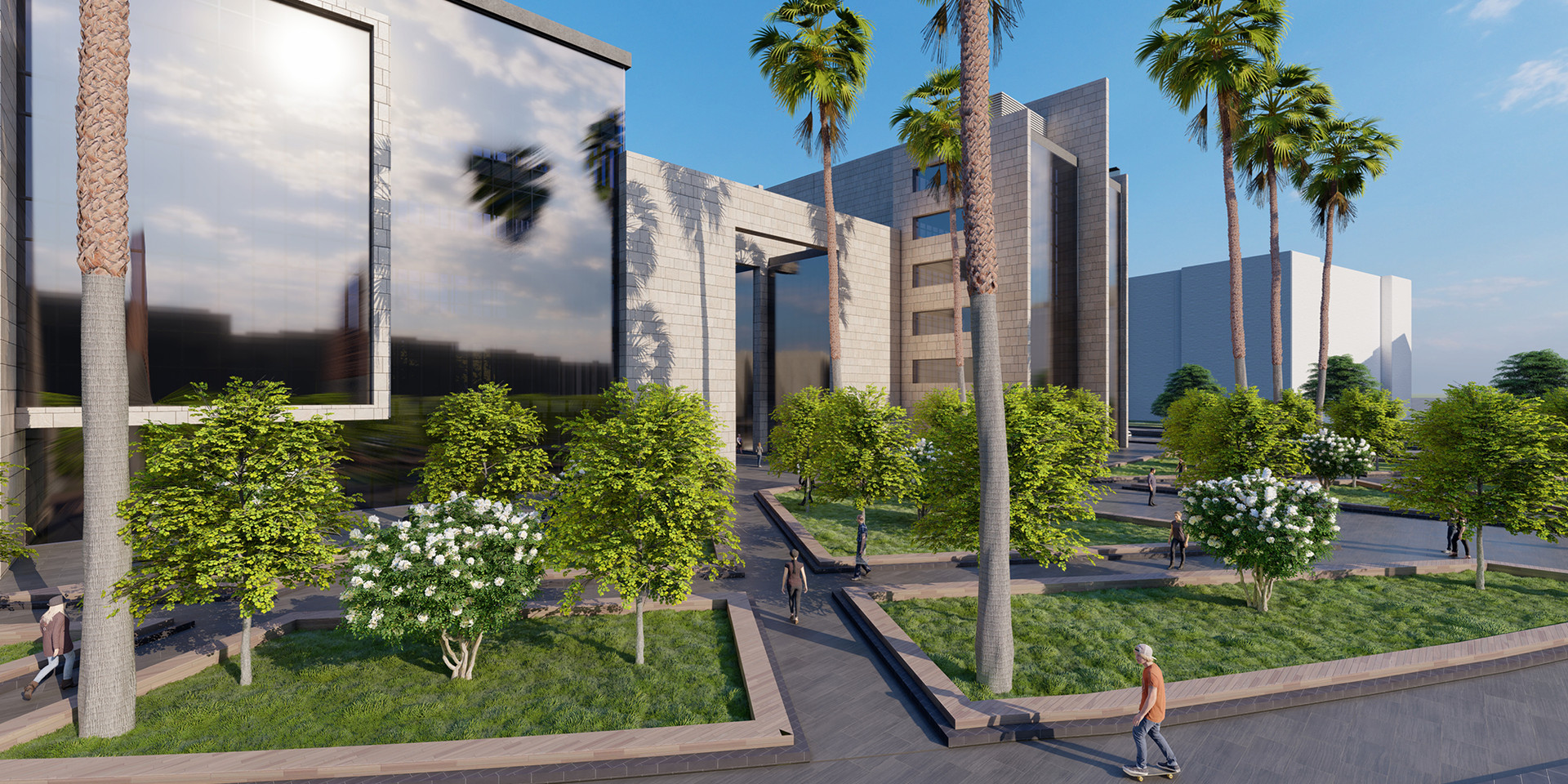 MCIT University Campus