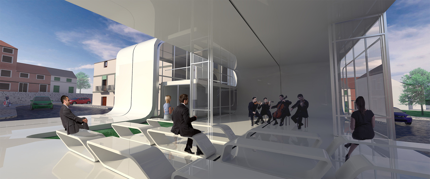 Casa de Bolero Performance SpaceView