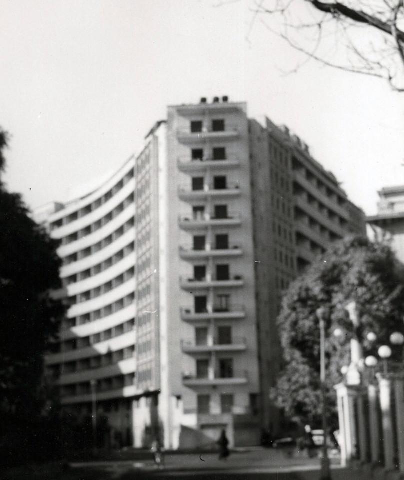 Nile Hotel Photograph circa 1965