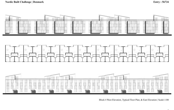 Ellebo Housing Renovation Block #4 Drawings