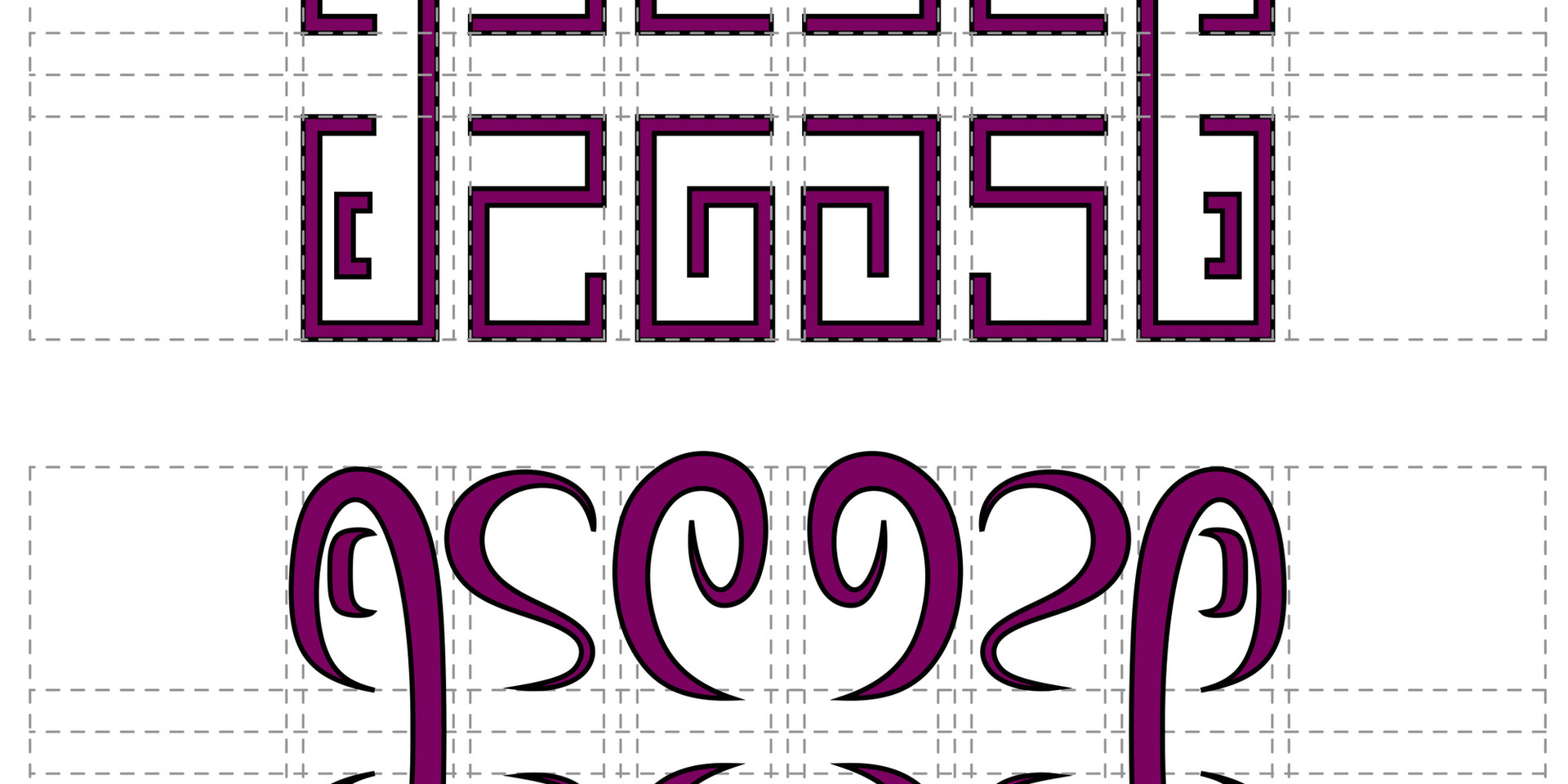Playscapes Kufic Script Form Finding