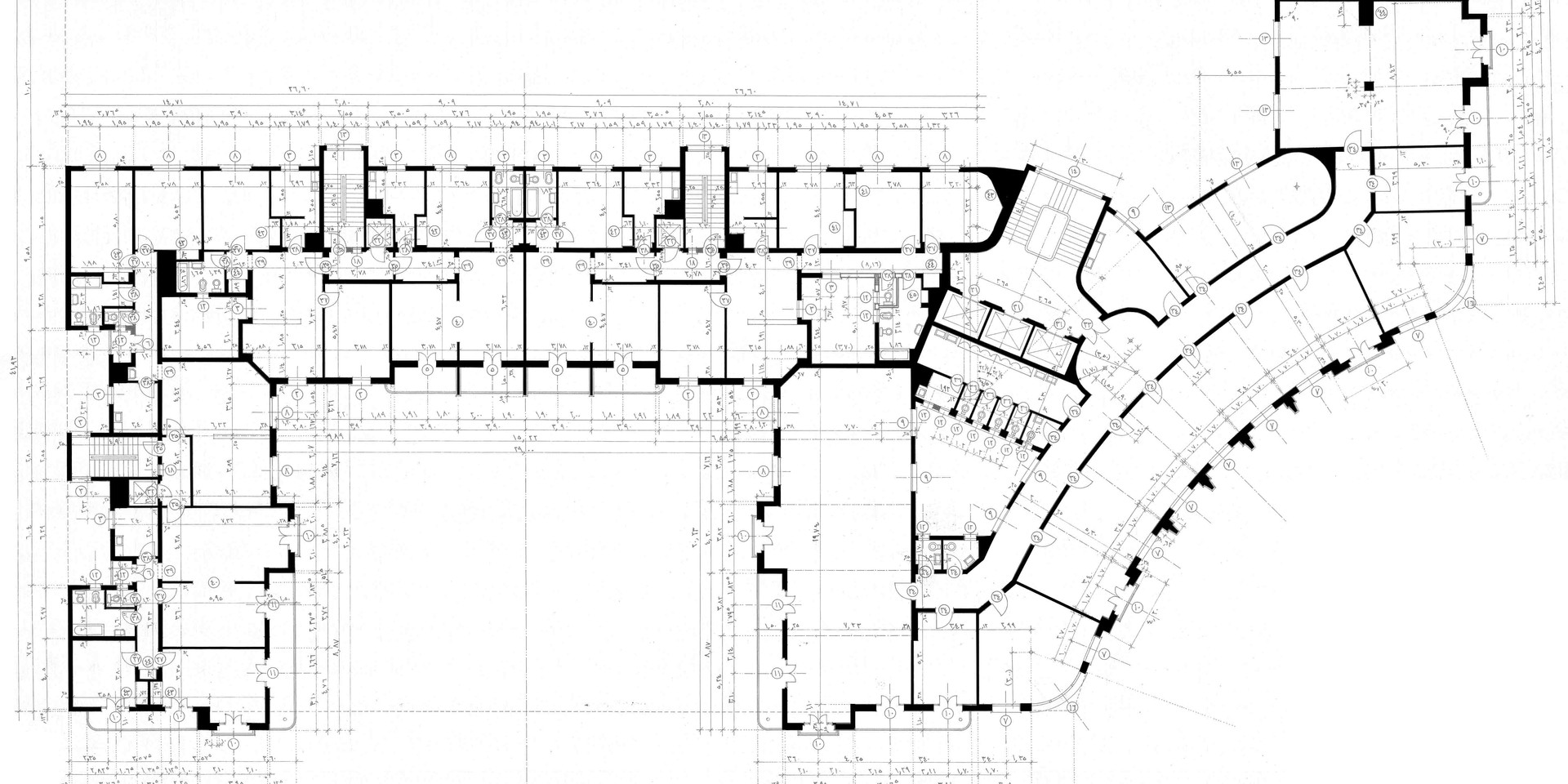 Misr Insurance Lazoghly Office Ground Floor Plan