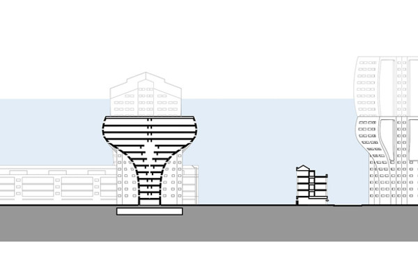 Zim Masterplan Building Type 4 Section